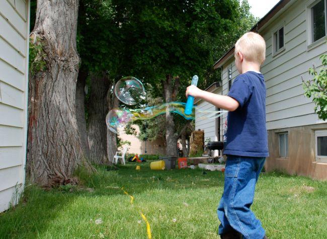 Bubble Ben