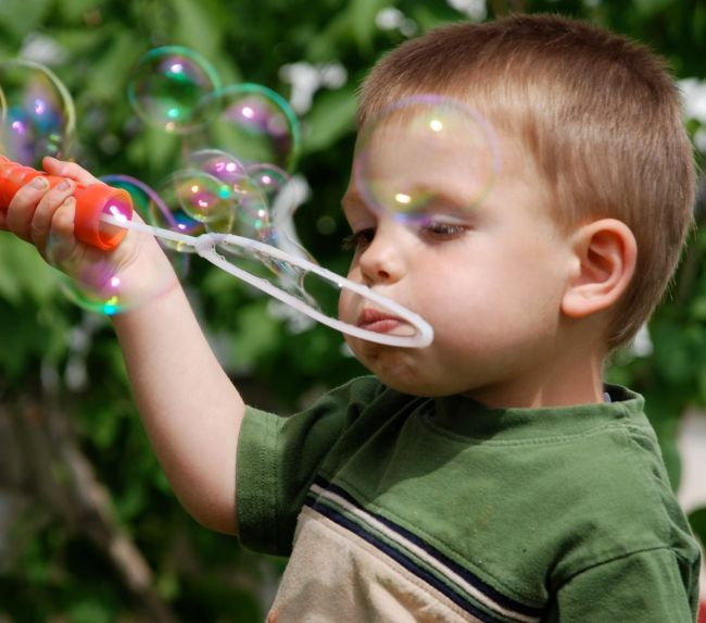 Bubble Dan