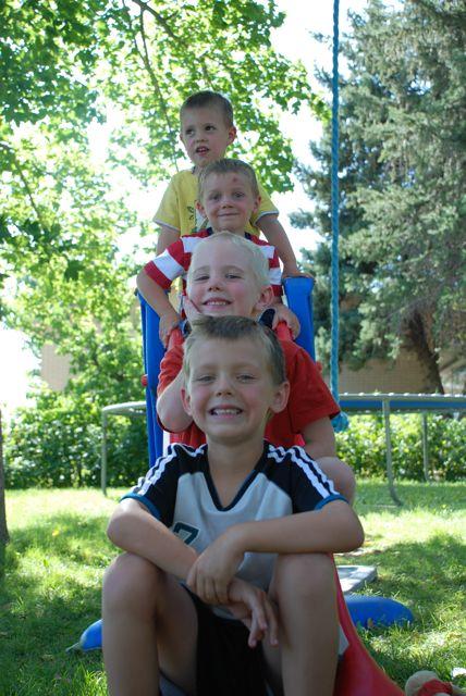 All 4 Boys